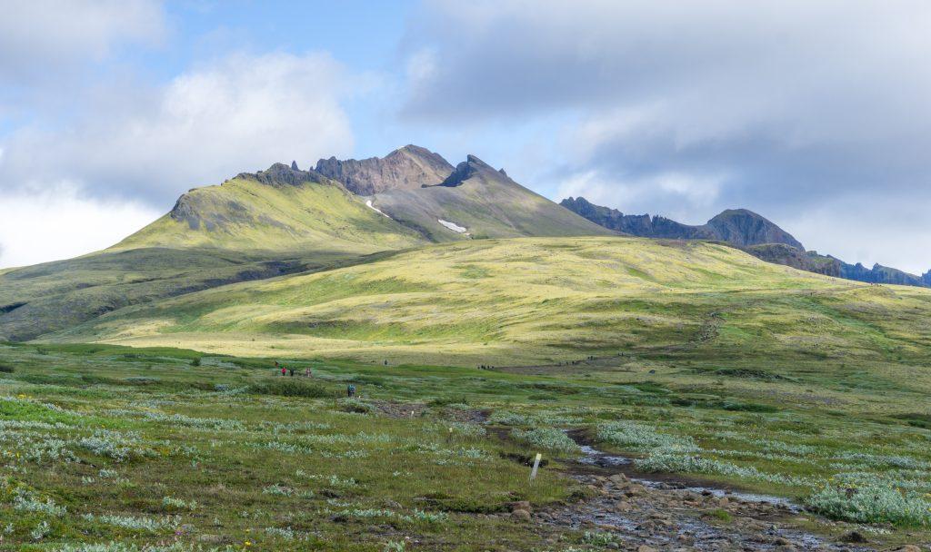 Hiking Skaftafellsheiði in Skaftafell, Iceland – Hiking Is Good