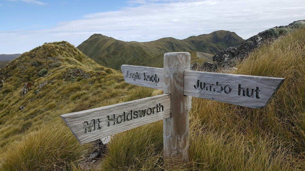 Off Track in New Zealand: Jumbo, Broken Axe Pinnacles and Mitre in
