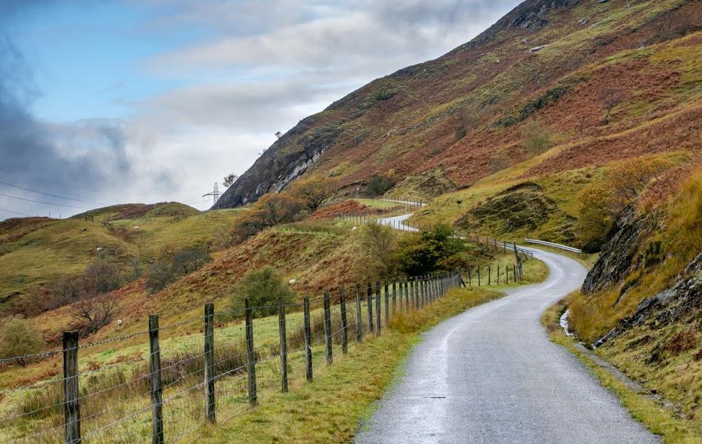 Backpacking over 4 Munros: Ben Cruachan, Beinn a'Chochuill